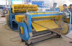 Steel wire mesh welding machines